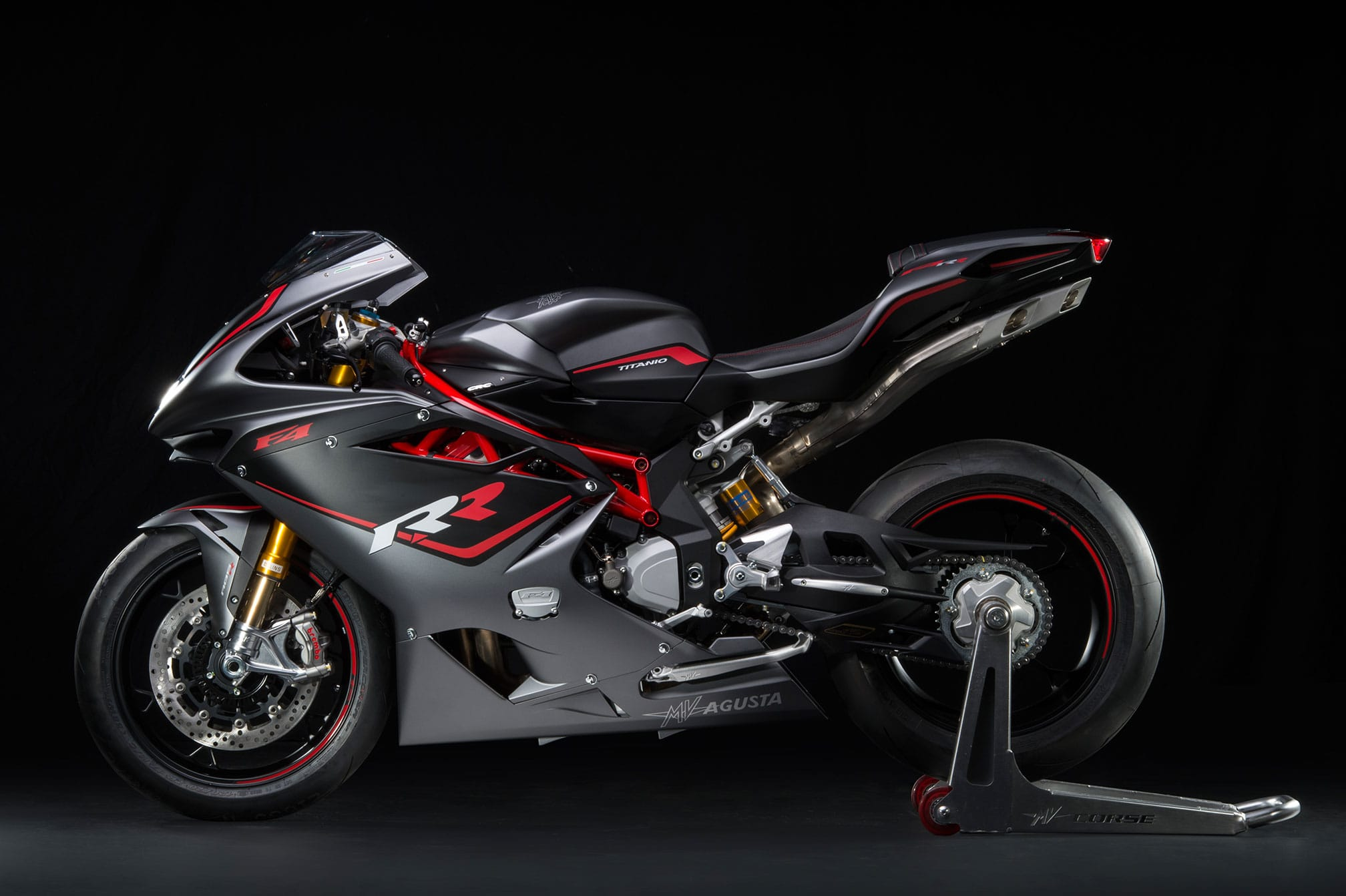 MV Agusta F4 CC Widescreen for desktop