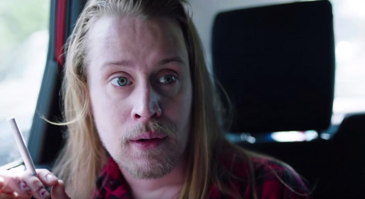 Macaulay Culkin Widescreen for desktop