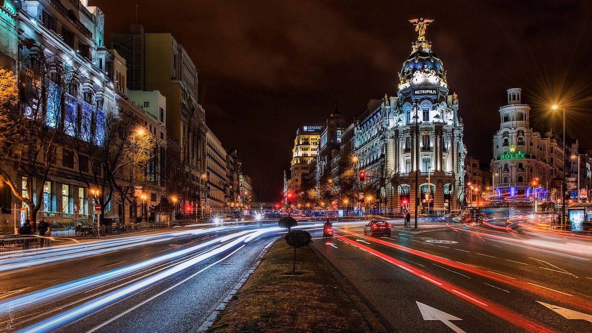 Madrid widescreen for desktop