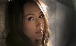 Maggie Q Widescreen for desktop