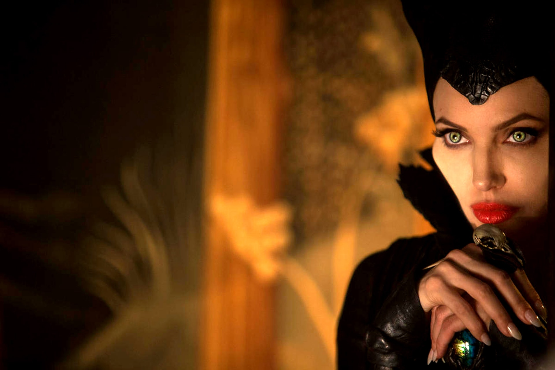 Maleficent widescreen for desktop