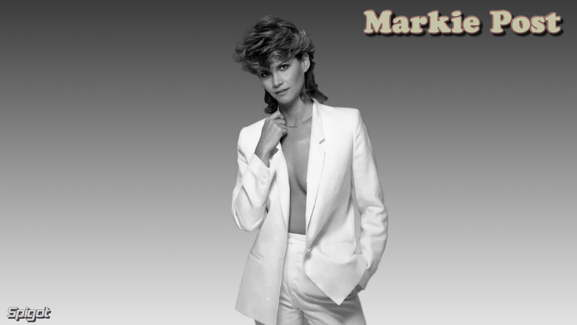 Markie Post Widescreen for desktop
