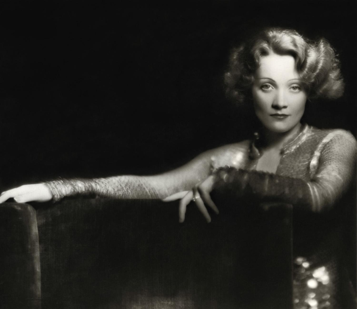 Marlene Dietrich Widescreen for desktop