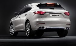 Maserati Levante Widescreen for desktop