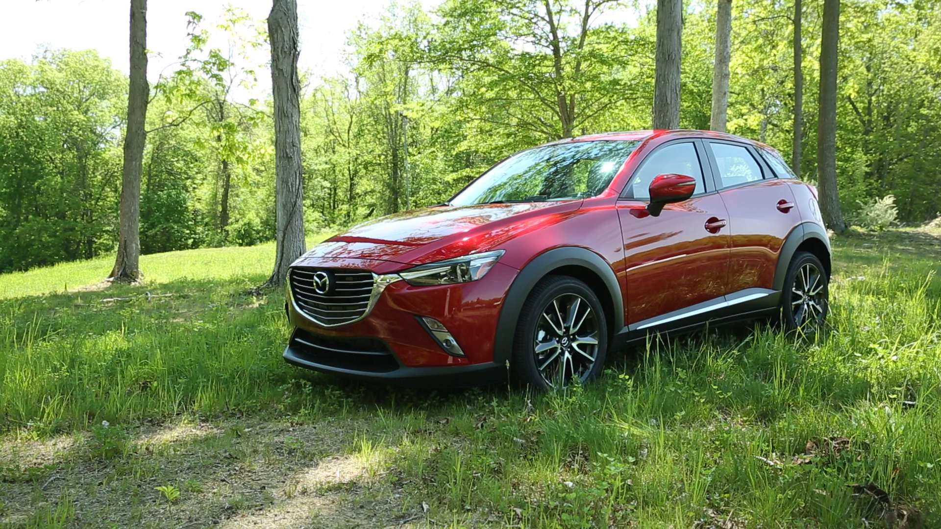 Mazda CX-3 Widescreen for desktop