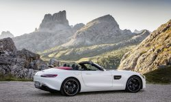 Mercedes-AMG GT Roadster Widescreen for desktop