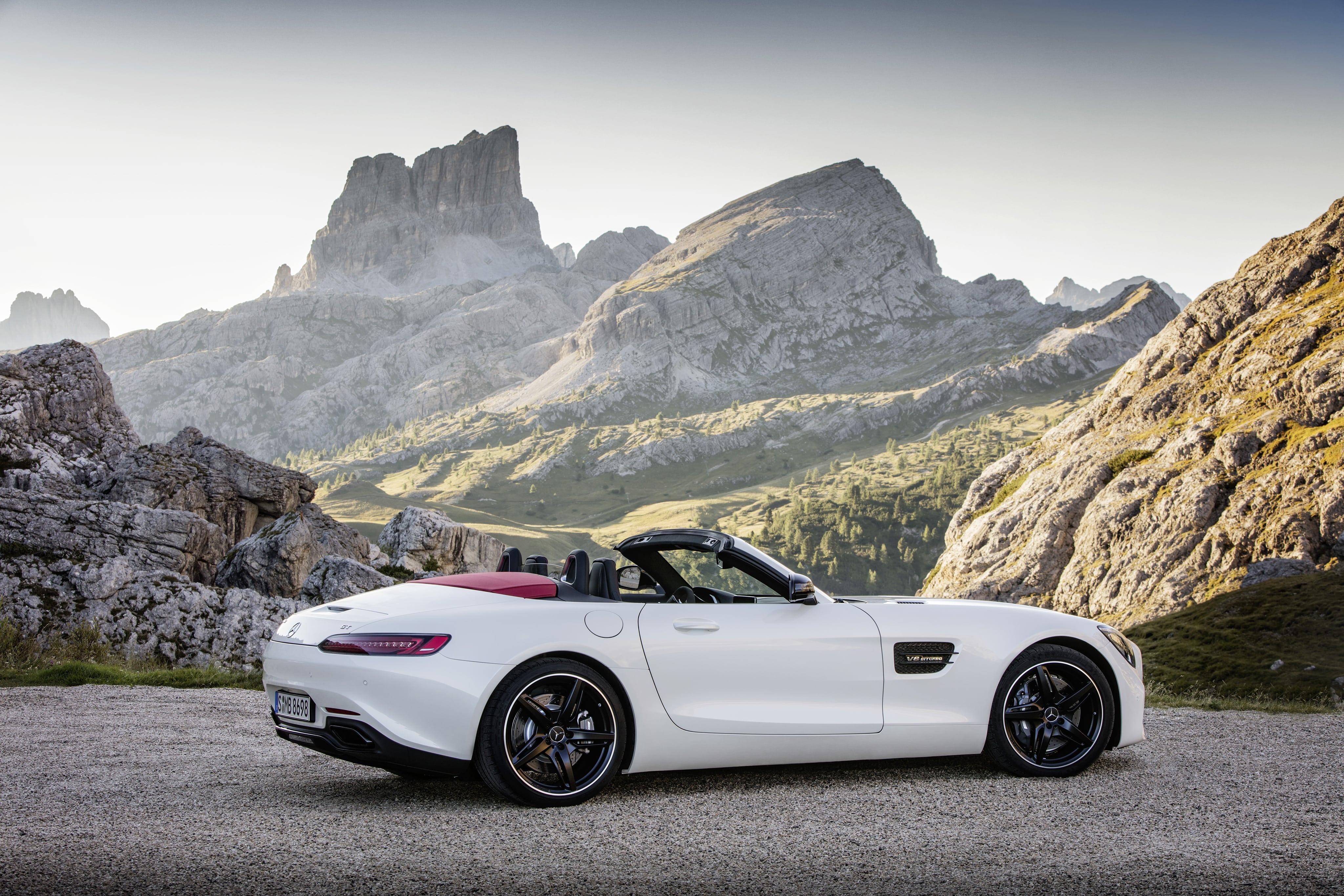 Mercedes-AMG GT Roadster Widescreen for desktop