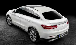 Mercedes-Benz GLE coupe free wallpaper