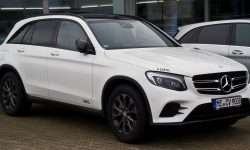 Mercedes GLC Widescreen for desktop