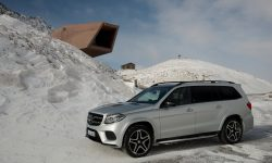 Mercedes GLS Widescreen for desktop