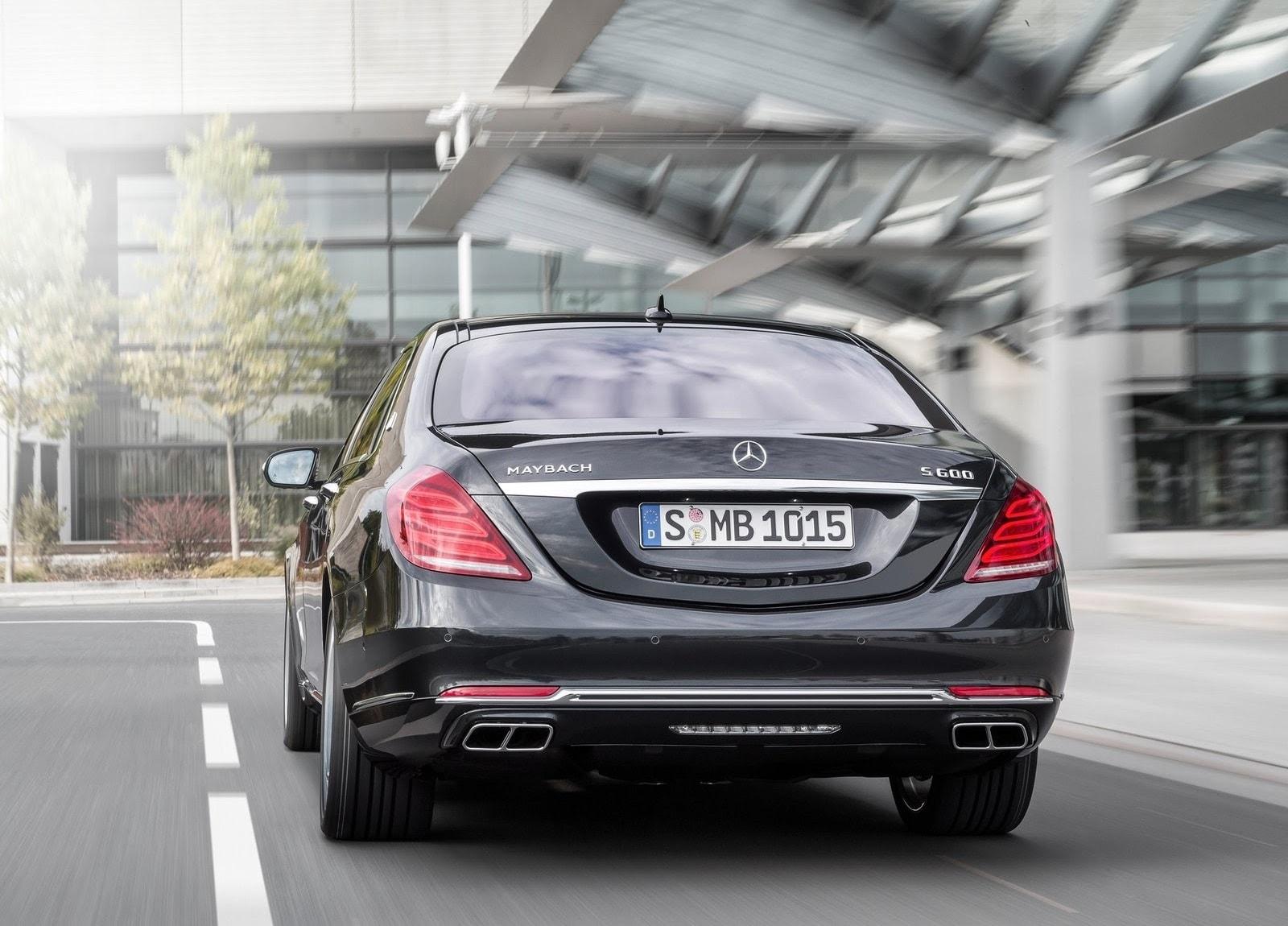 Mercedes-Maybach S-Class Widescreen for desktop
