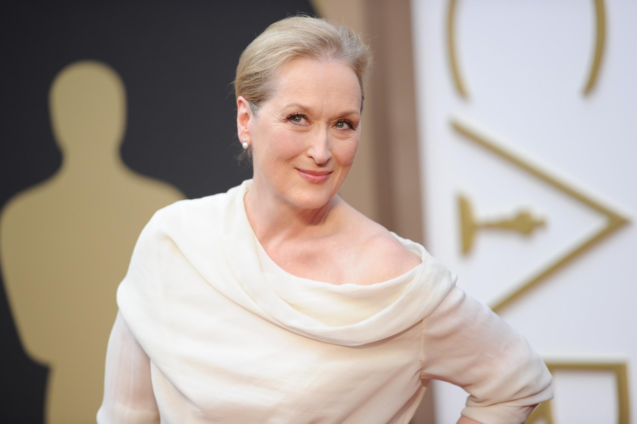 Meryl Streep Widescreen for desktop
