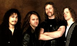 Metallica Widescreen for desktop