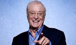 Michael Caine Widescreen for desktop