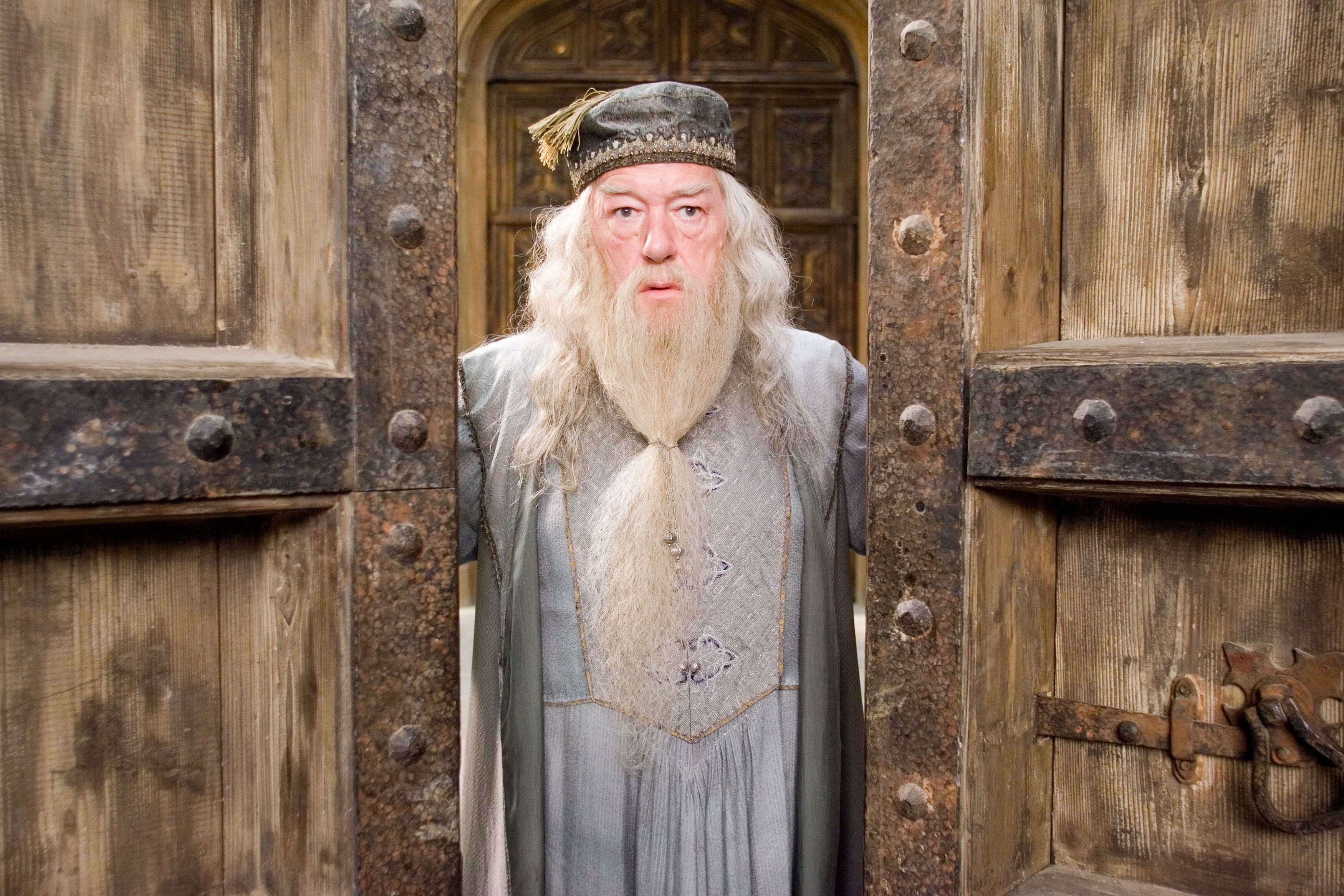 Michael Gambon Widescreen for desktop