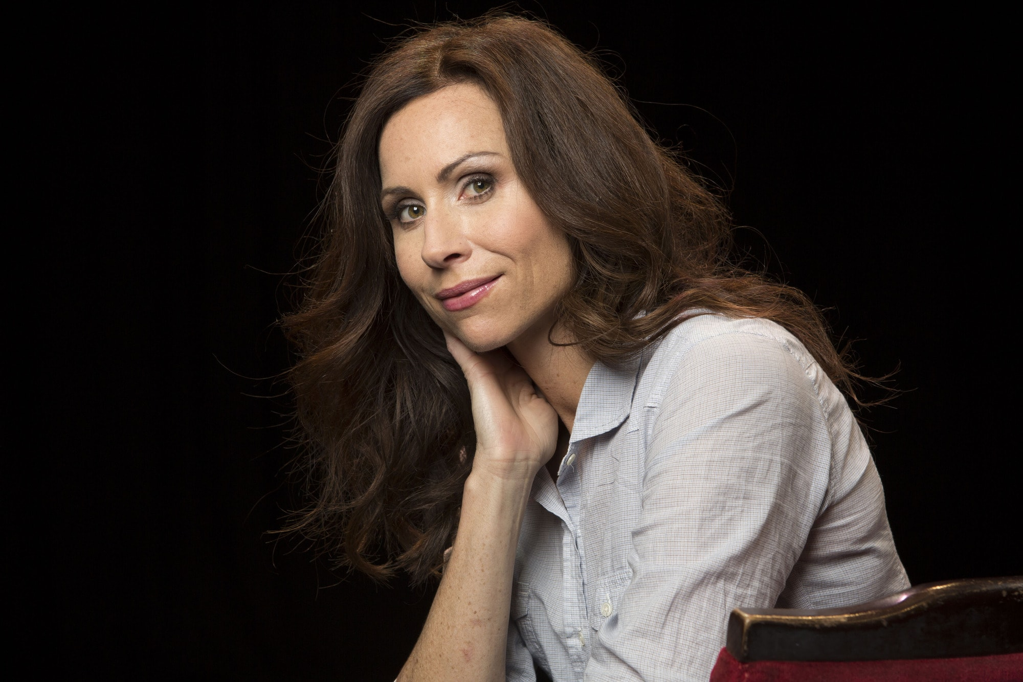 Minnie Driver Widescreen for desktop