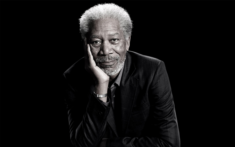 Morgan Freeman Widescreen for desktop