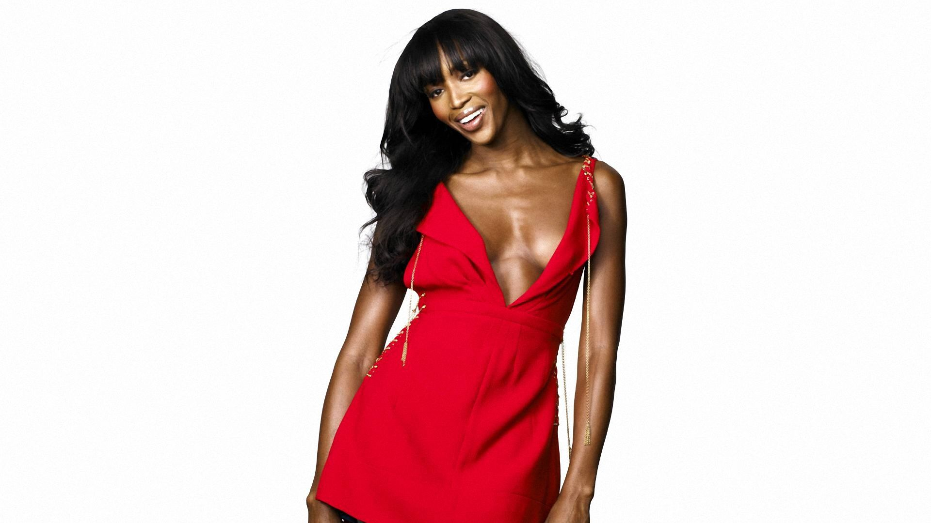 Naomi Campbell Widescreen for desktop