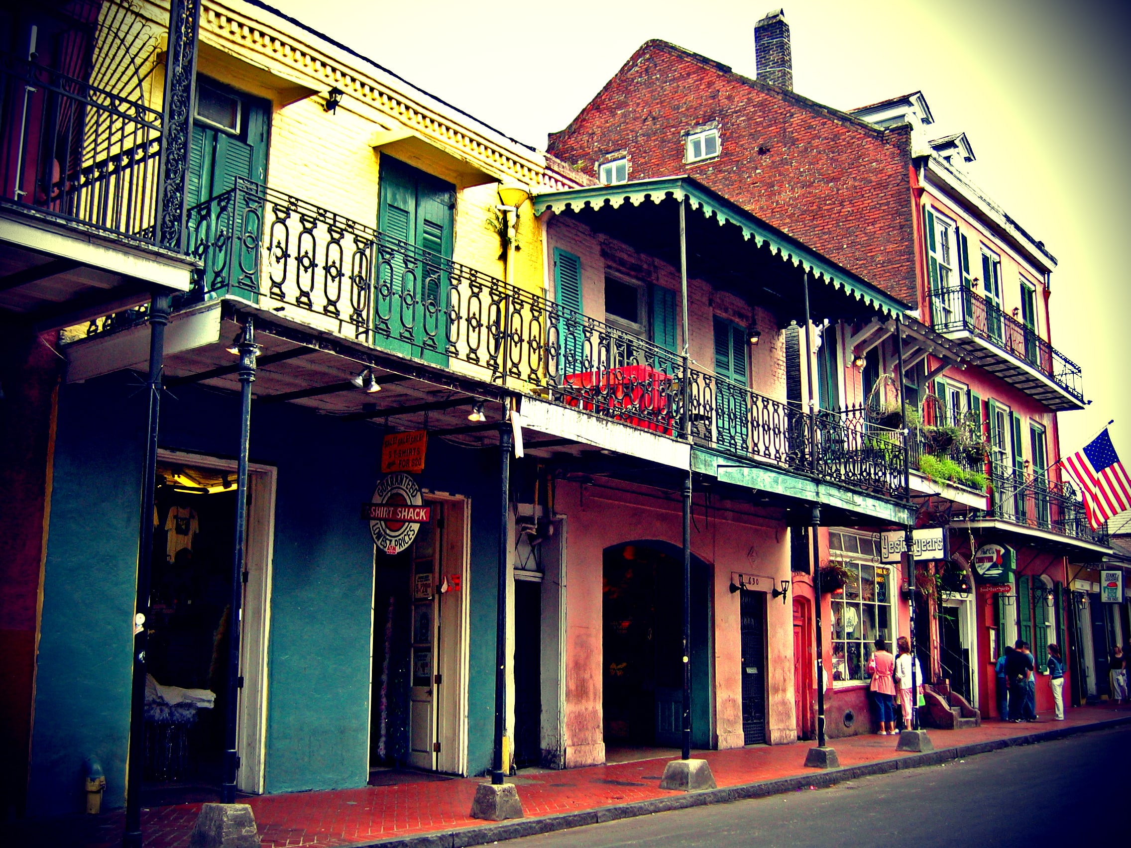 New Orleans Widescreen for desktop