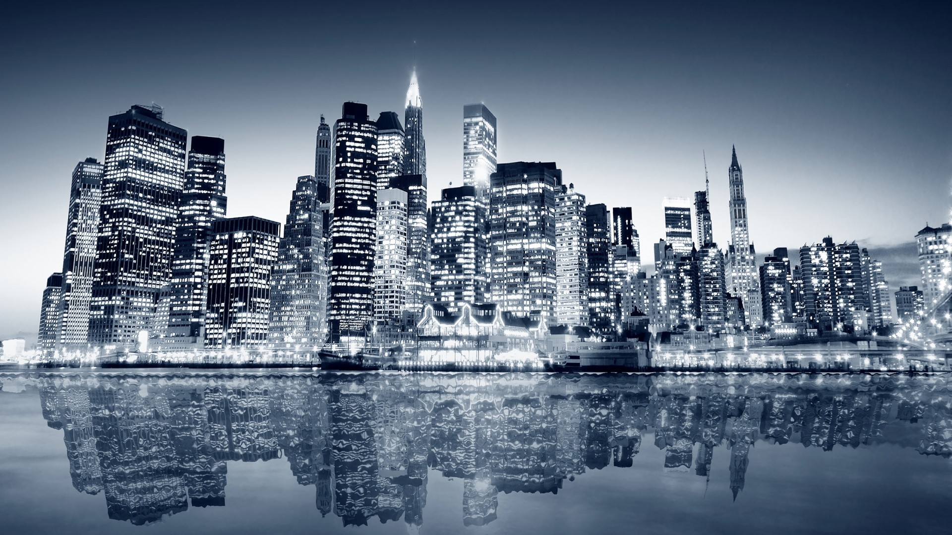 New York widescreen for desktop