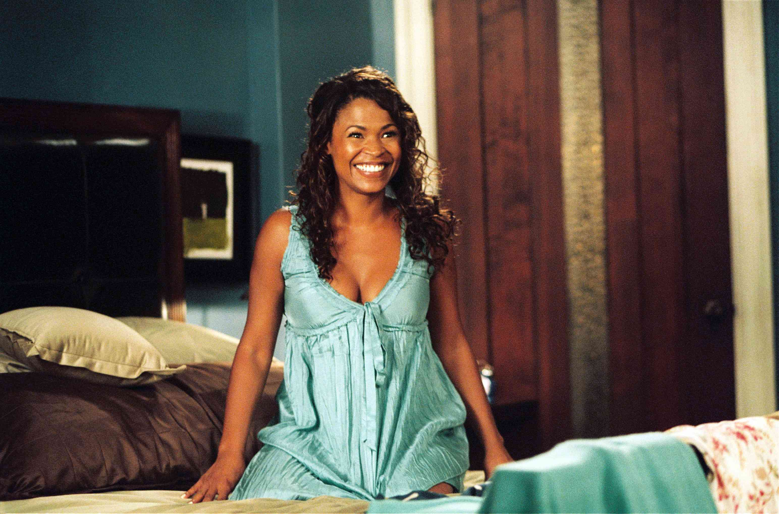Nia Long Widescreen for desktop