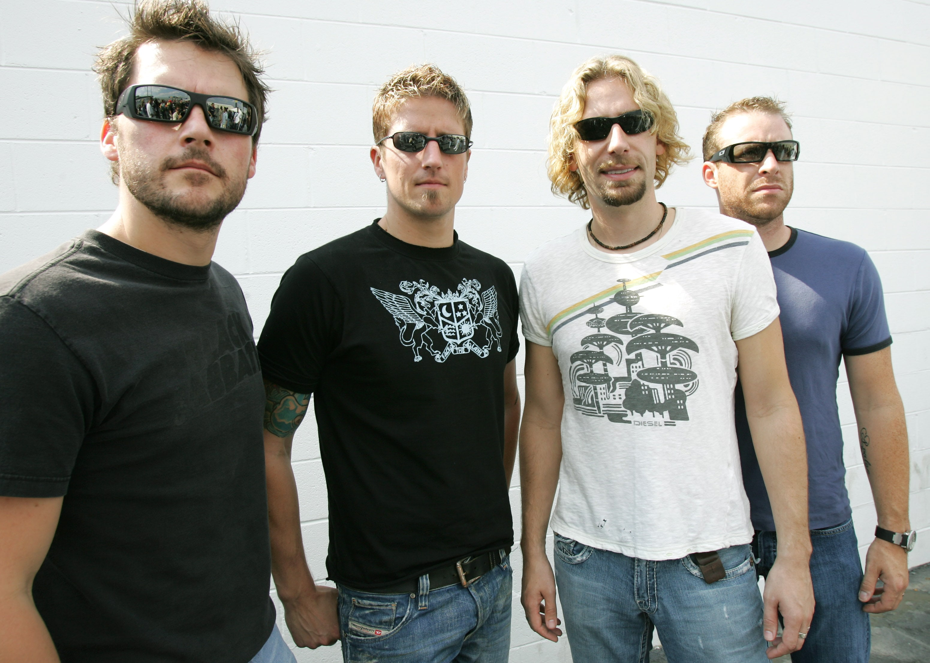 Nickelback Widescreen for desktop