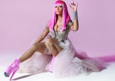 Nicki Minaj Widescreen for desktop