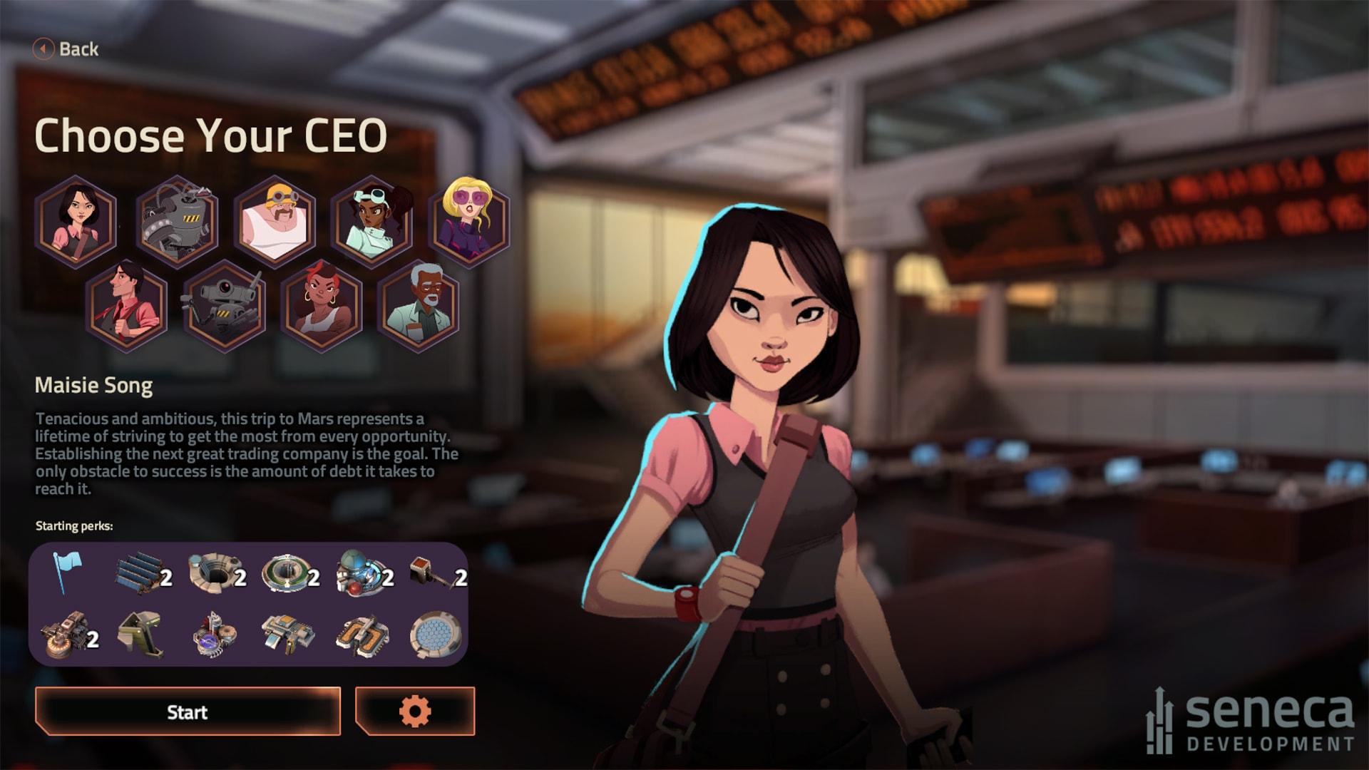 Offworld Trading Company Widescreen for desktop