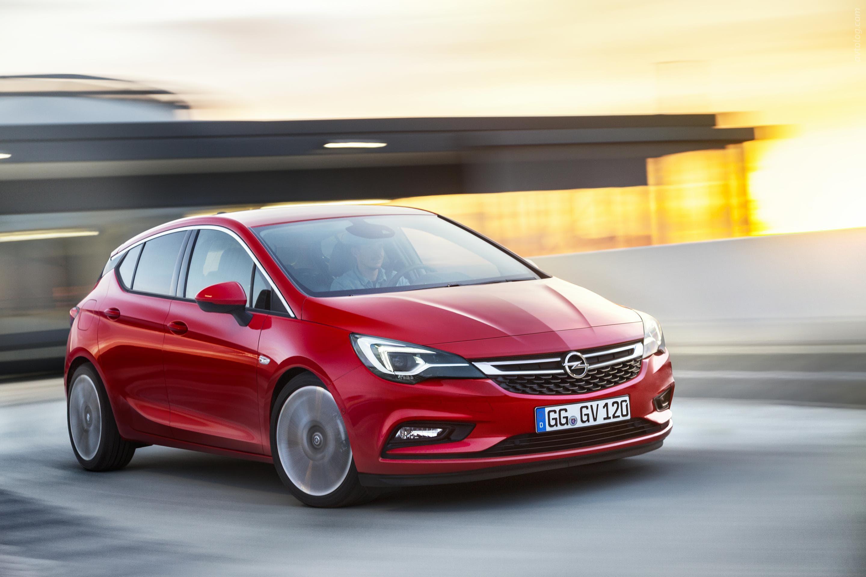 Opel Astra K Widescreen for desktop
