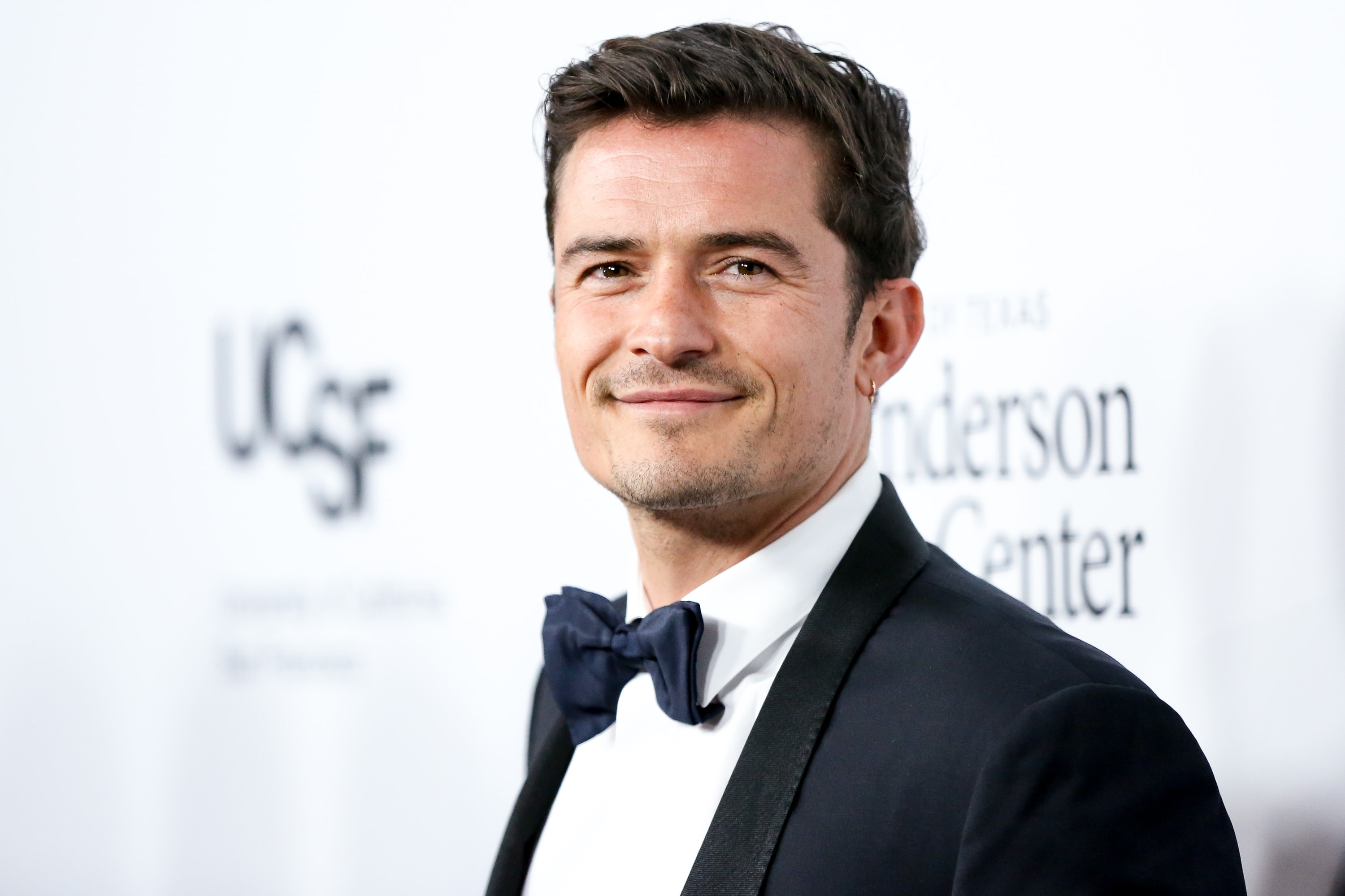 Orlando Bloom Widescreen for desktop