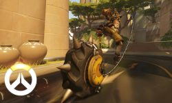 Overwatch : Junkrat Widescreen for desktop