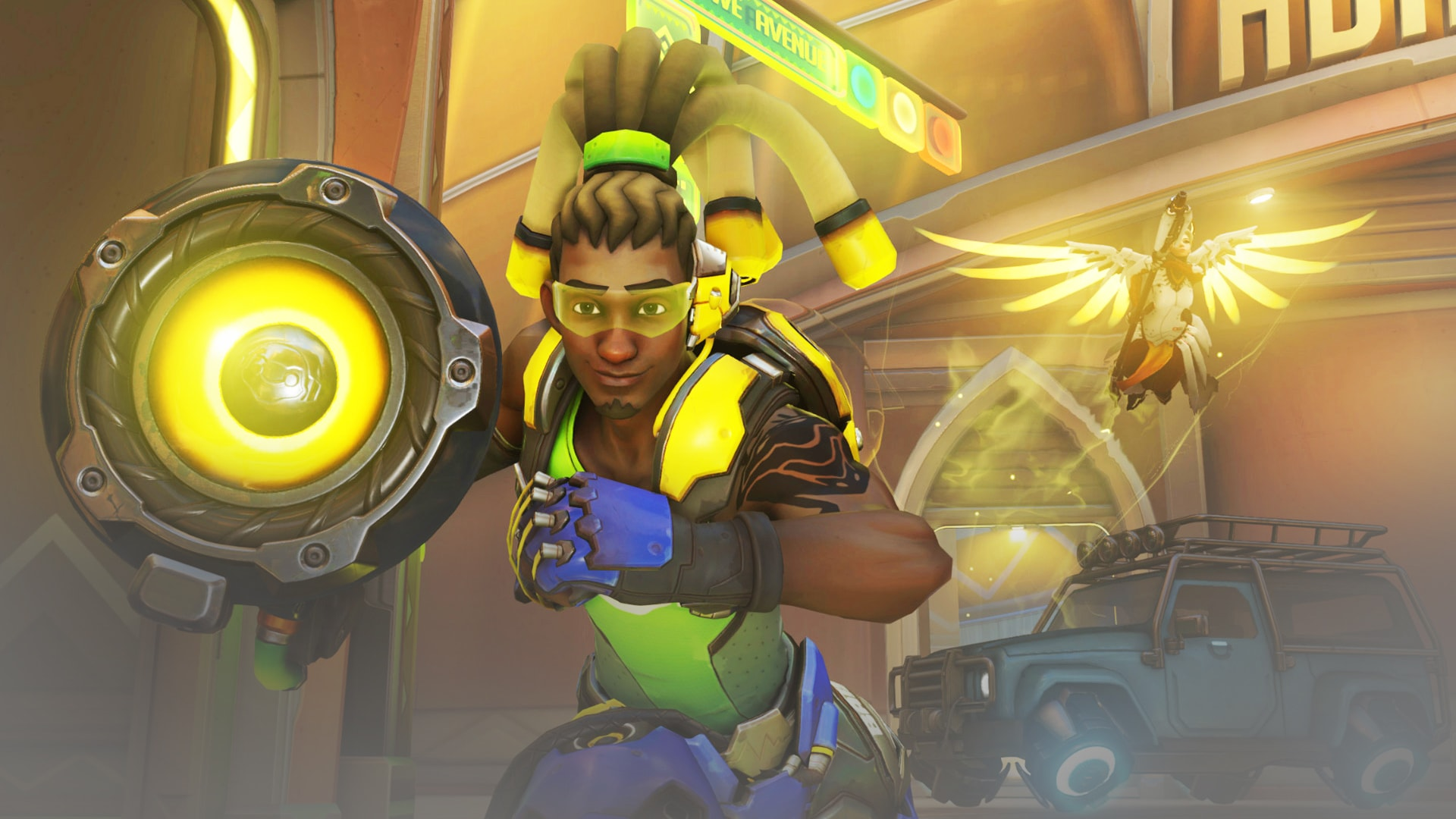 Overwatch : Lúcio Backgrounds