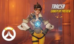 Overwatch : Tracer Backgrounds