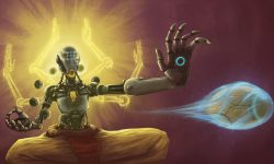 Overwatch : Zenyatta Desktop wallpaper