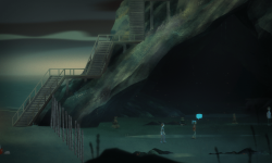 Oxenfree Widescreen for desktop