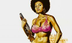 Pam Grier Widescreen for desktop