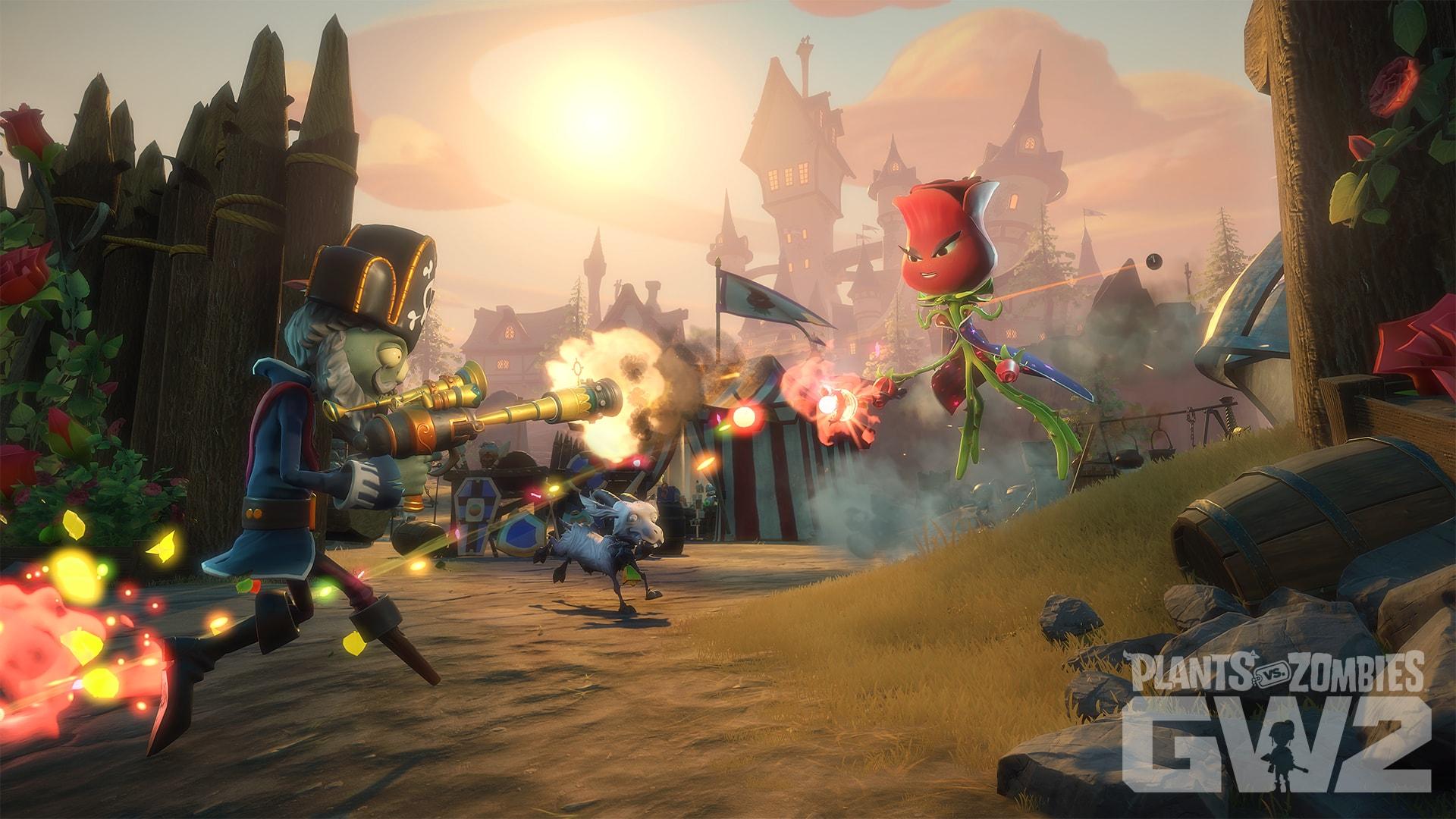 Plants vs. Zombies: Garden Warfare 2 Widescreen for desktop