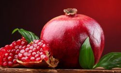 Pomegranate widescreen for desktop