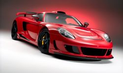 Porsche Carrera GT Widescreen for desktop