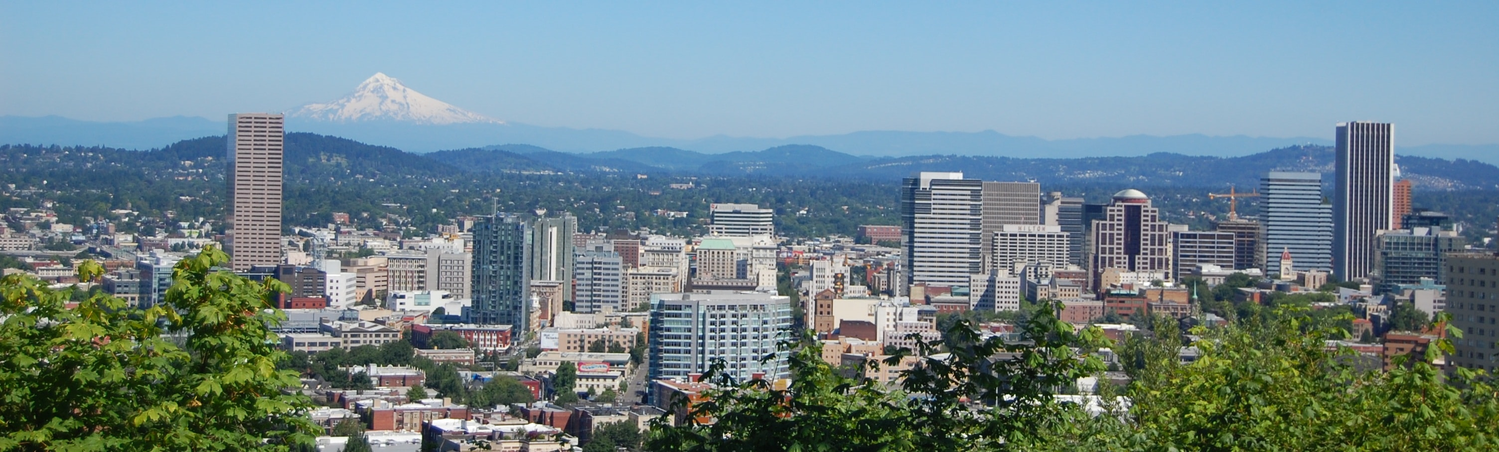 Portland Widescreen for desktop