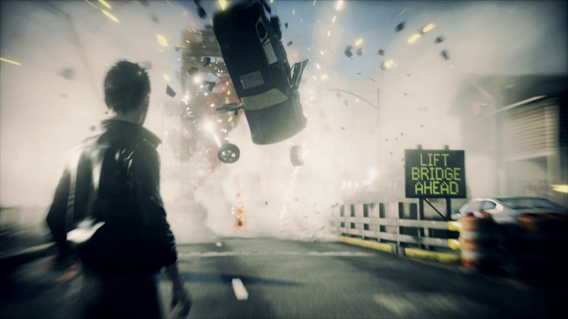 Quantum Break Widescreen for desktop