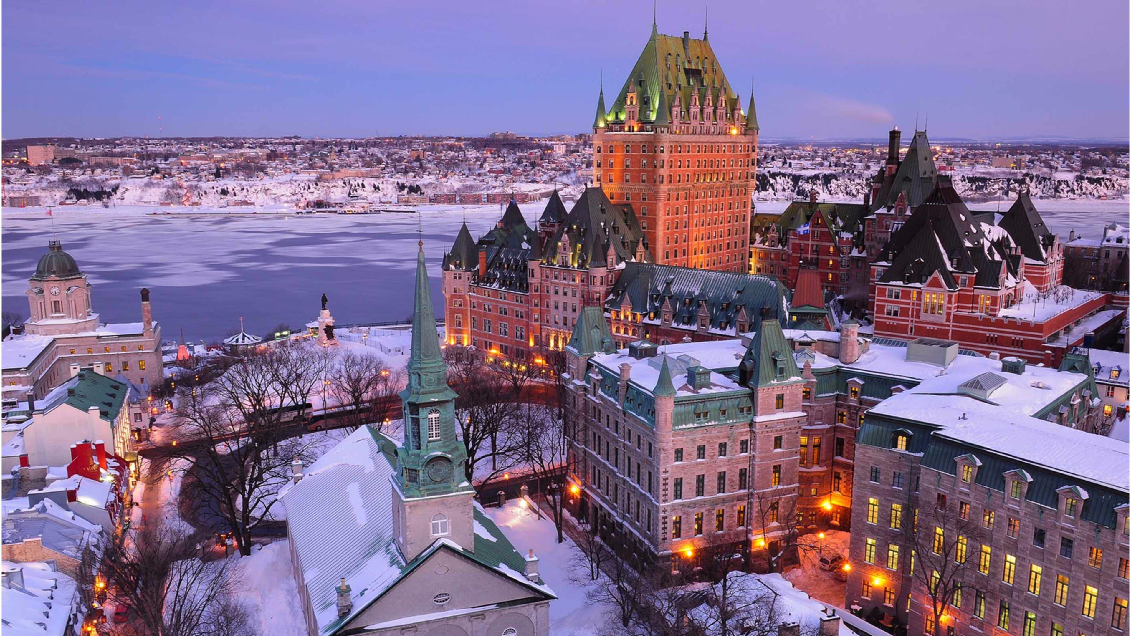 Quebec Widescreen for desktop