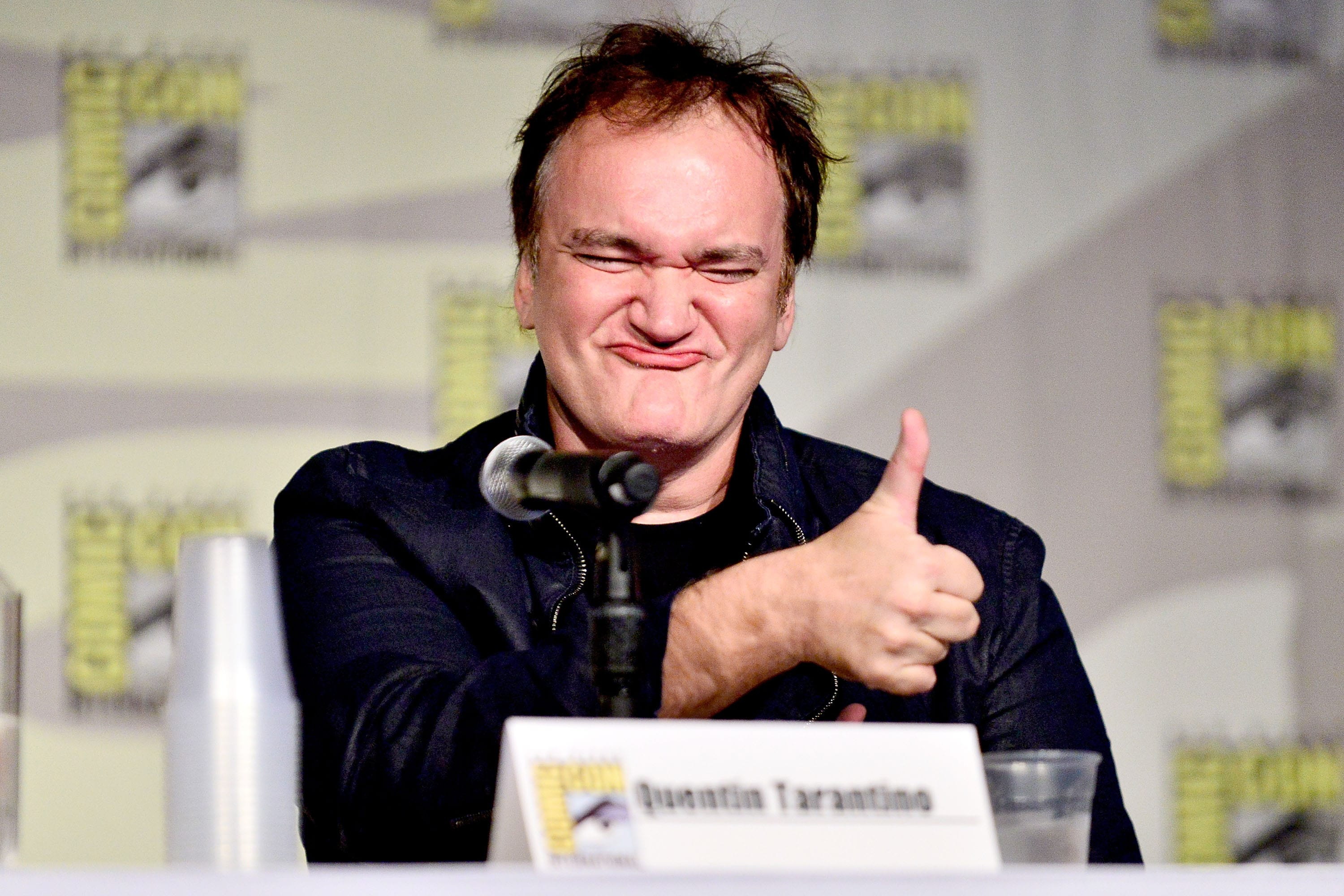 Quentin Tarantino Widescreen for desktop
