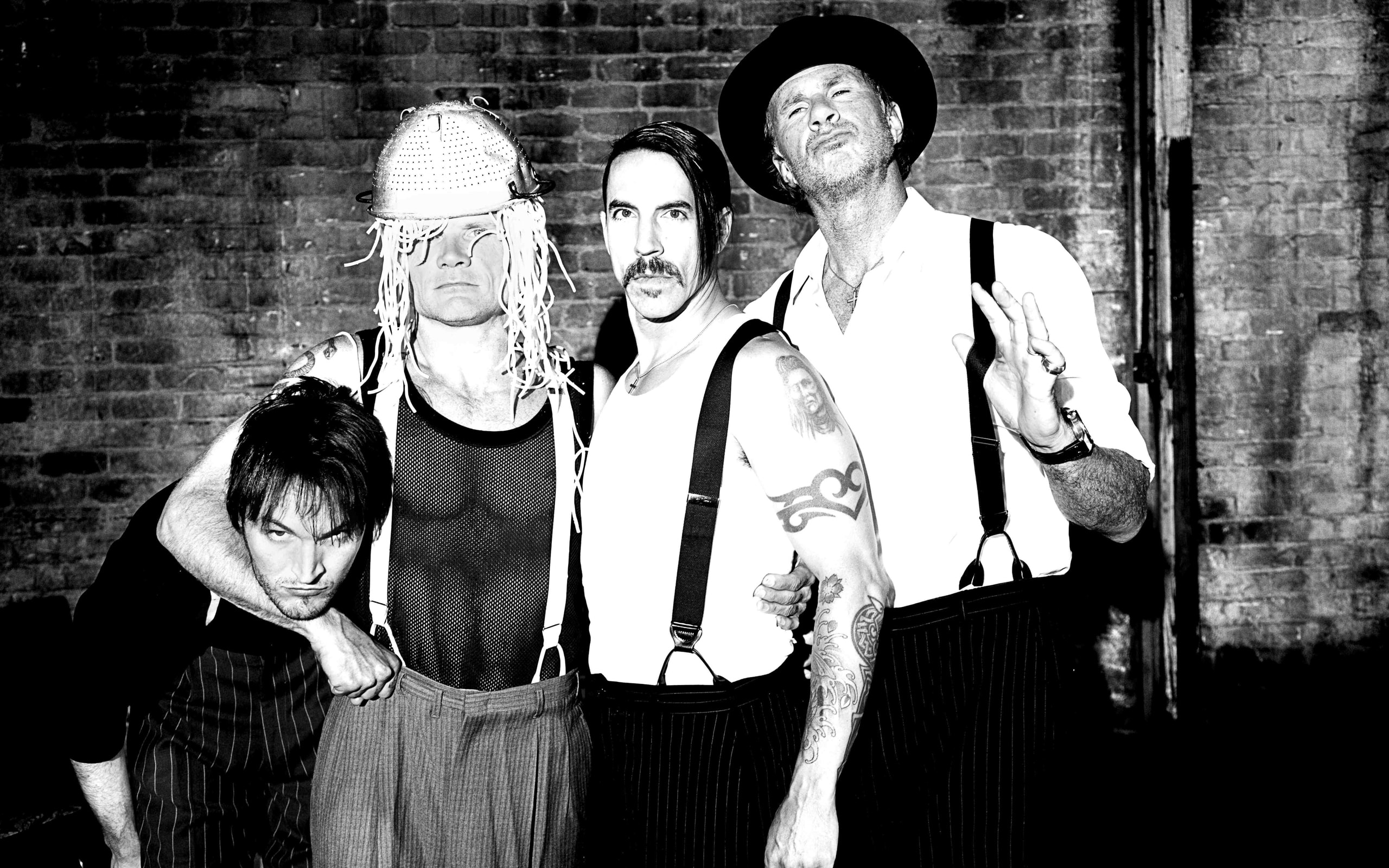 Red Hot Chili Peppers Widescreen for desktop