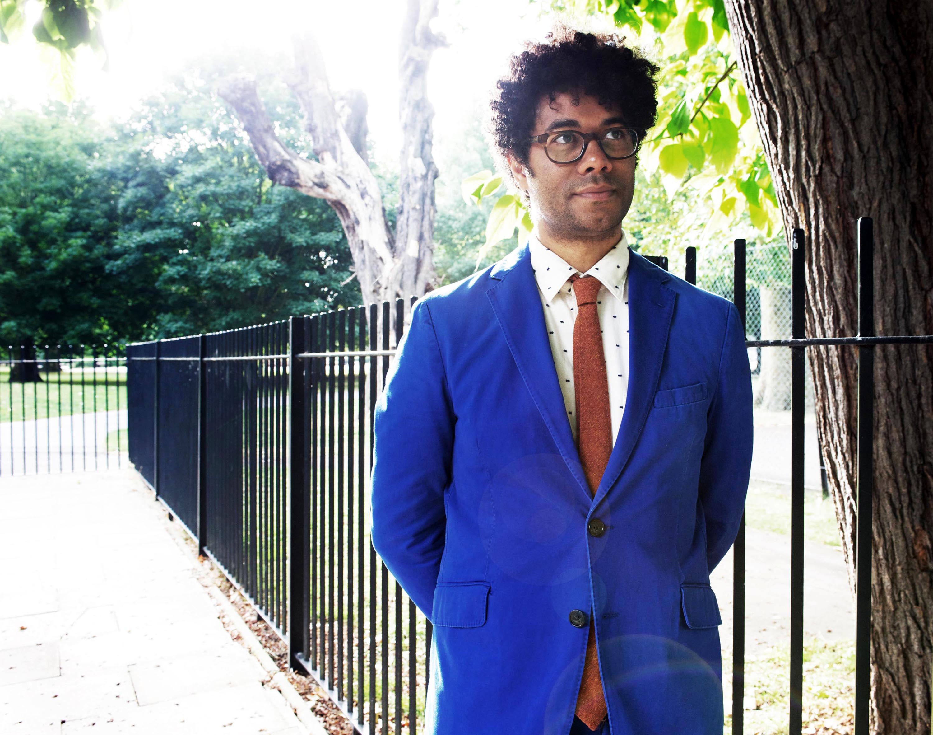 Richard Ayoade Widescreen for desktop