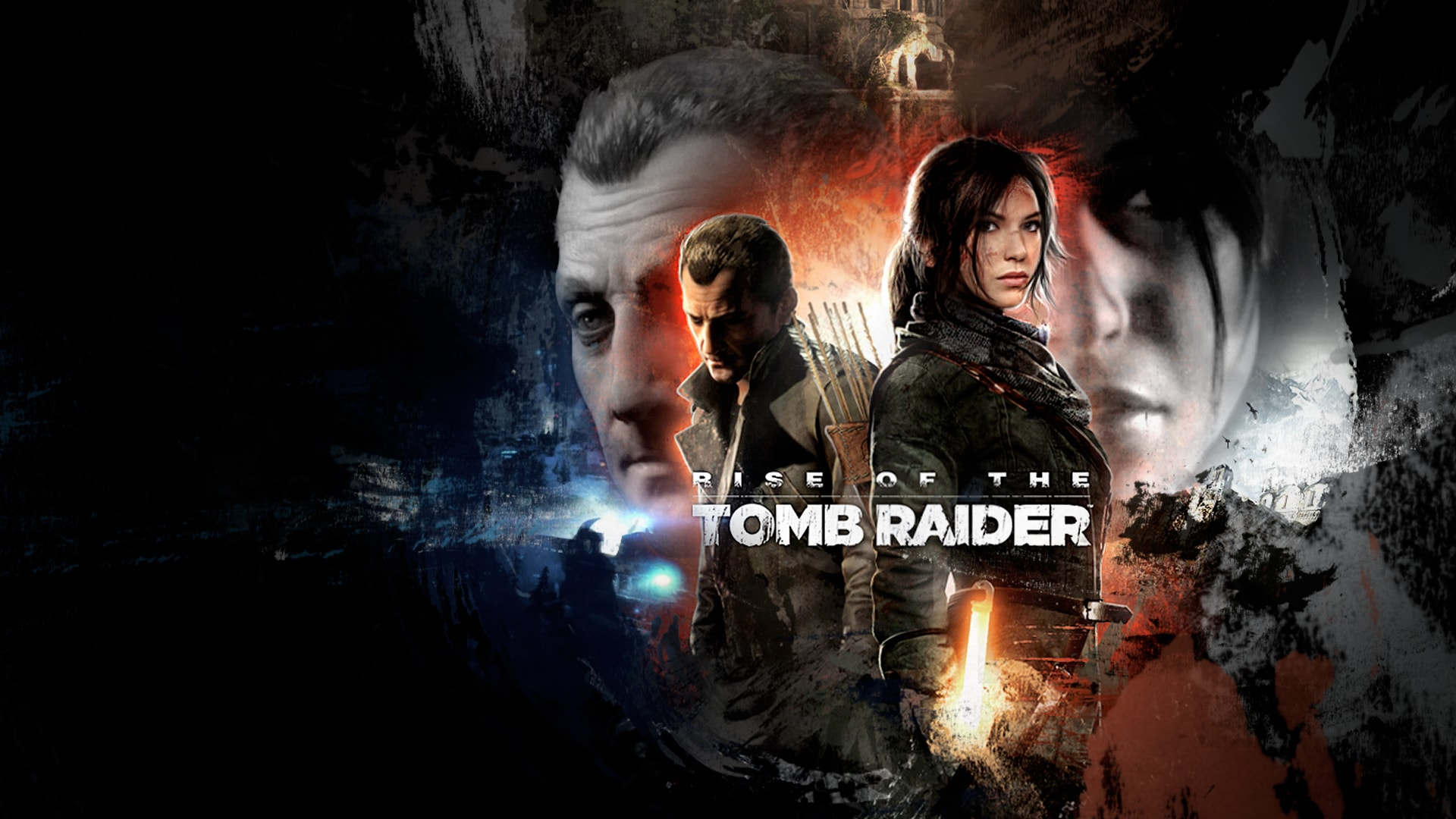 Rise of the Tomb Raider Widescreen for desktop