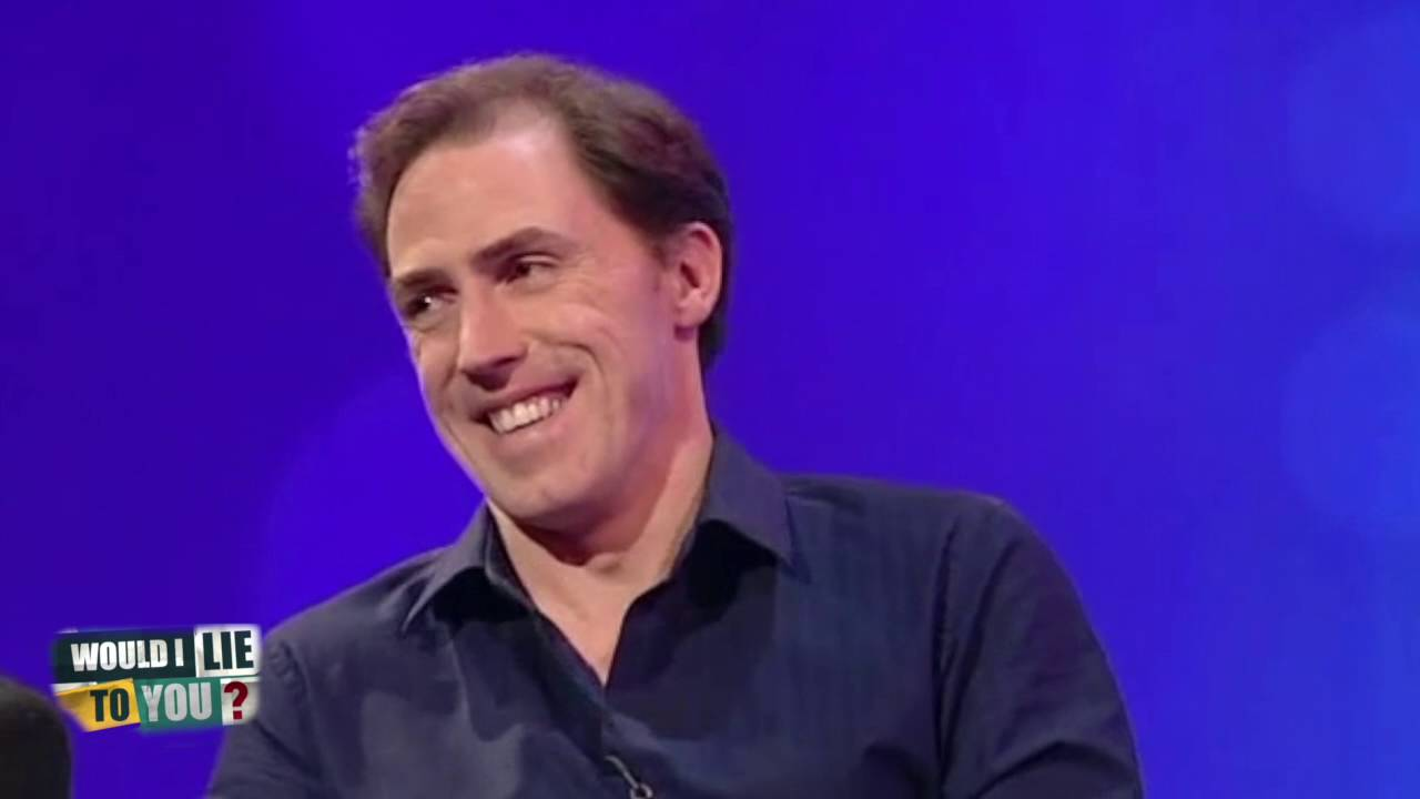 Rob Brydon Widescreen for desktop