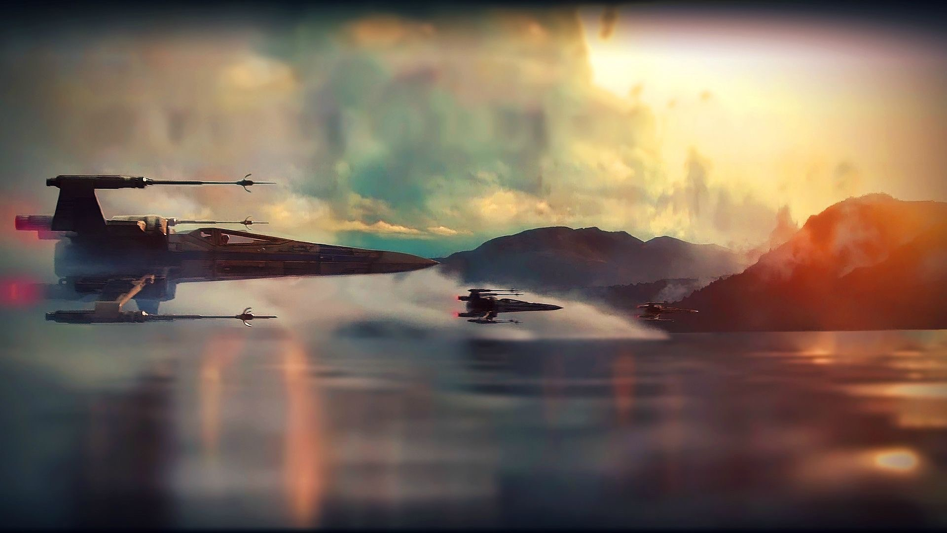 Rogue One: A Star Wars Story desktop wallpaper