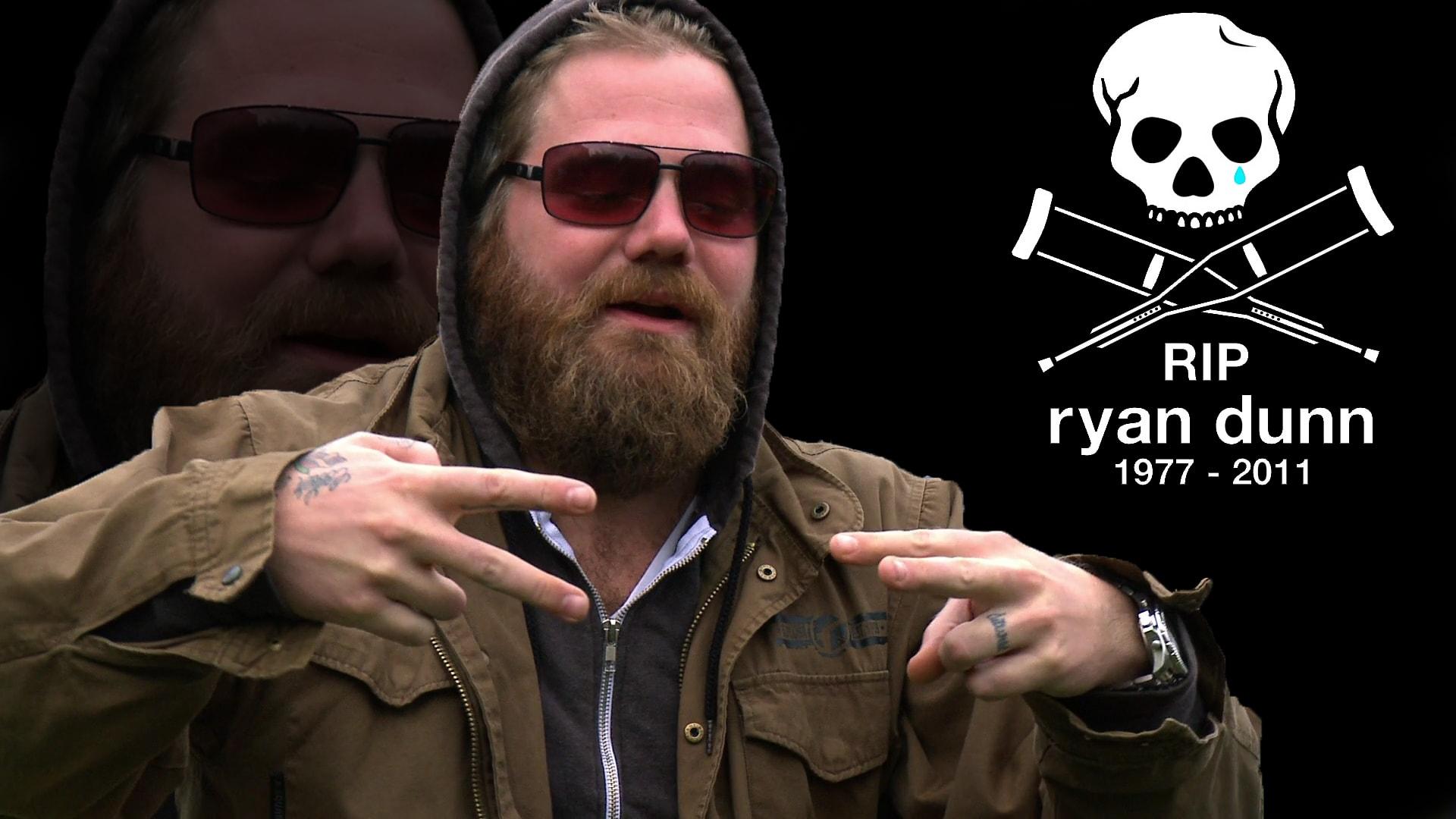 Ryan Dunn Widescreen for desktop