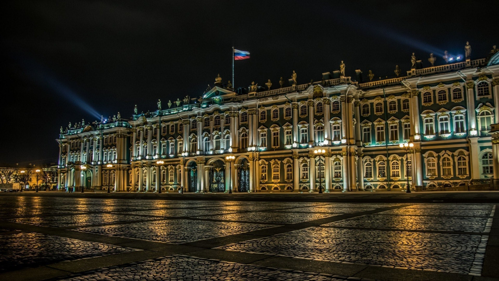 St. Petersburg Widescreen for desktop